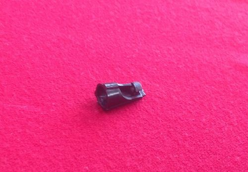 CORGI TOYS 267 Batmobile Black plastic tow bar ( for the first issue of Batmobile )